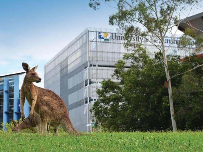 The University of the Sunshine Coast