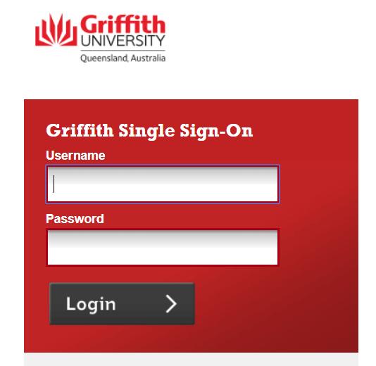 Griffith Blackboard