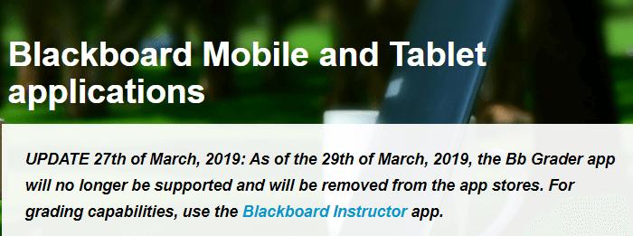 UTS Blackboard 2019 Update