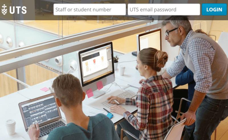 UTS Blackboard